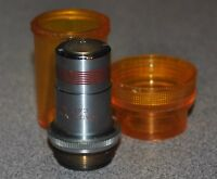 Spencer AO American Optical 100x N.A. 1.25 Objective Lens oil 1mm infinity