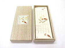 Boxed memo pad 100 sheets Japanese paper/sparrow Letter paper (KI-011)