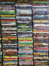 Dvd Movies For Kids & Mature Audiences + Horror You Pick & Choose V0231
