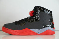 Nike Air Jordan Spike Forty PE Black Fire Red Bred 807541-002 7-14 retro 1 11 3
