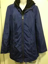 DKNY Blue Jacket /Coat Sz L