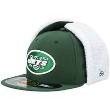 New Era New York Jets Performance On Field Dog Ear 59FIFTY Fitted Hat Cap 7