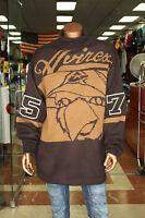 Men's Avirex Brown | Wheat Turtleneck Sweater