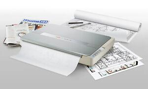 Plustek A3-Flachbettscanner OpticSilm 1180, für A3-Grafiken und Dokumente