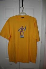 HE-MAN FIGURE VINTAGE T SHIRT NEW NWT XL TEE 80s MOTU MASTERS OF THE UNIVERSE