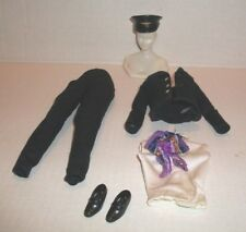 MATTEL BARBIE DOLL AIRPLANE PILOT CLOTHES OUTFIT SET NEW FROM BOX CLOTHES