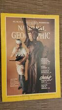 National Geographic- 100th BIRTHDAY SALUTE TO A FAMOUS LADY - November 1984