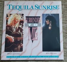 "TEQUILA SUNRISE SOUNDTRACK 7"" SINGLE - SURRENDER TO ME - ANN WILSON, DAVE GRUSIN"