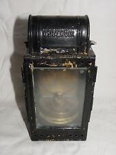 Eisenbahnlampe Karbitlampe DR Deutsche Reichsbahn + Hoheitsadler