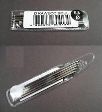 Kaweco D1 Kugelschreibermine 0,8 fein in schwarz  #