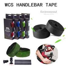 WCS road bike bicycle Wrap Cycling drop handlebar bars EVA TAPE + bar end