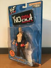 MOC WWF WWE No Way Out Series 2 Chris Jericho Action Figure 2001