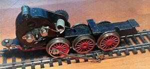 Fleischmann Dampflok 1304 Fahrgestell mit Motor und Gestänge