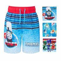 Dreamwave Toddler Boy Licensed Character Swim Trunk UPF 50