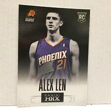 2013 Panini HRX Alex Len NBA Basketball Rookie Card
