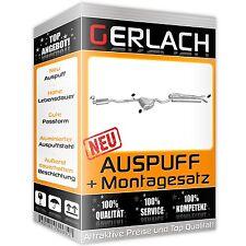 Auspuff Fiat Marea 1.8 16V 96-01 Stufenheck Kombi Weekend Auspuffanlage /1147