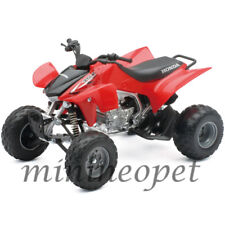 NEW RAY 57093 A 2009 HONDA TRX 450R ATV MOTORCYCLE 1/12 RED