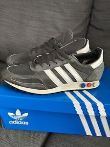 Adidas LA trainer Mens UK size 9.5 Grey/white