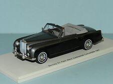 Spark Models 1/43 Bentley S1 Park Ward Continental Convertible 1957 MiB