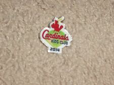 St Louis Cardinals 2014 Cardinals Kids Club Pin, Membership GA