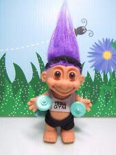 """TROLL GYM - 5"""" Russ Troll Doll - NEW IN ORIGINAL WRAPPER"""