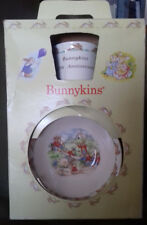 Bunnykins 60th anniversary boxed 3 piece Childrens set. Christening baby