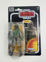 Star Wars Black Series Boba Fett 40th Anniversary Figure Empire Strikes Back New