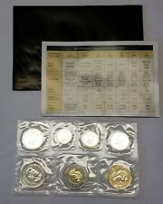 2005 Canada Uncirculated Proof-Like Mint Set w/ original Envelope & COA