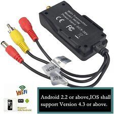 903 W sans fil WiFi Transmetteur voiture de recul de sauvegarde pour iPhone, iPad et Android