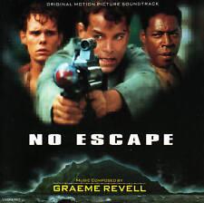 No Escape-1994-Graeme Revell - Original  Soundtrack CD