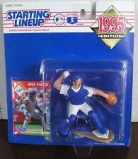 1995 Mike Piazza Los Angeles Dodgers Starting Lineup new in pkg w/ BB card