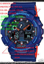 G-SHOCK GA-100L SCREEN PROTECTOR X 6 OK GA100GD GA110 GD100 GD120CM GA110GB