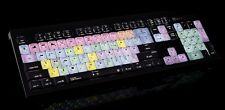 Logickeyboard APPLE FINAL CUT PRO X Backlit ASTRA American English Keyboard