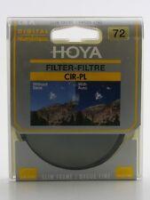 Hoya CIR-PL digital Polfilter 72 mm