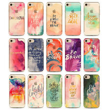 New Rubber Slim Soft TPU Silicone Phone Case Cover For Apple iPhone 5 6 7 8 Plus