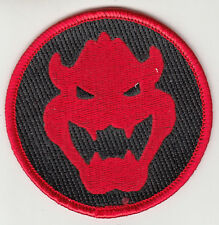 "VAQ-130 ZAPPERS ""SCARY BOWSER"" SHOULDER PATCH"