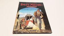 Sales Mioches T3 La ficelle / Berlion / Corbeyran // Casterman
