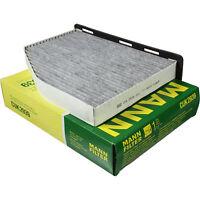 Original MANN-FILTER Aktivkohlefilter Pollenfilter Innenraumfilter CUK 2939