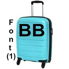 Personalised Large Stickers For Hard Suitcase  - Spot your cases easily