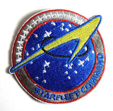 "Star Trek Enterprise Starfleet Command 3.5"" Uniform Patch- FREE S&H(STPA-SFC-13)"