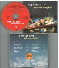 Opening Hits - Welcome To English  CD 1988