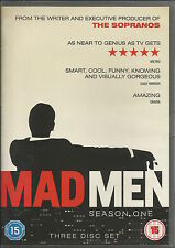Mad Men Season 1 DVD FREE SHIPPING