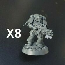 8 auxiliary grenade launcher for stalker bolt rifle primaris space marine