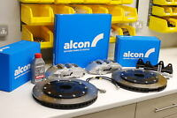 BMW E46 M3 & CSL 365mm Alcon Big Brake Kit ( front)
