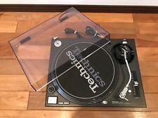 Technics SL-1200MK3D Black color Analog DJ Turntable w/ cartridge