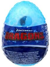 How to Train Your Dragon The Hidden World Light Fury Egg Plush [Blue]