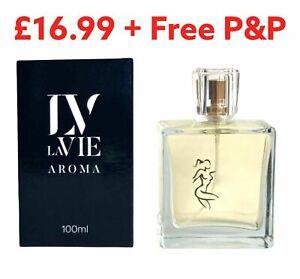 Armani Mania No 141 LaVie Perfume, Long Lasting Spray for Woman Best Quality NEW