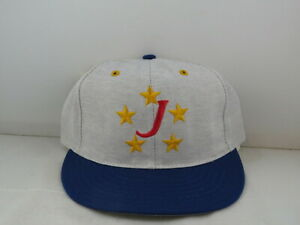 Jackson Generals Hat (VTG) - Major  Minor Affiliate by Pro Line - Fitted 7 3/8