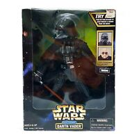 "Star Wars 12"" Electronic Darth Vader Action Collection Toy Figure 1998 by Kenner"