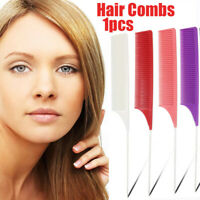 Anti Static Highlight Combs Hair Salon Dye Comb For Hair Styling Hairdressing.